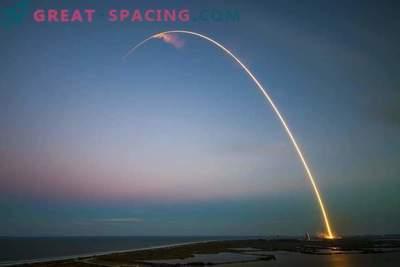 Aeolus Launch Light Effect