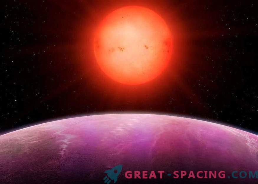 Monster Planet does not fit into the theory of planetary formation