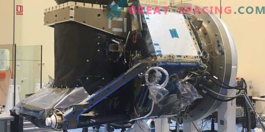 ESA Cheops Satellite