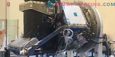 ESA Cheops Satellite