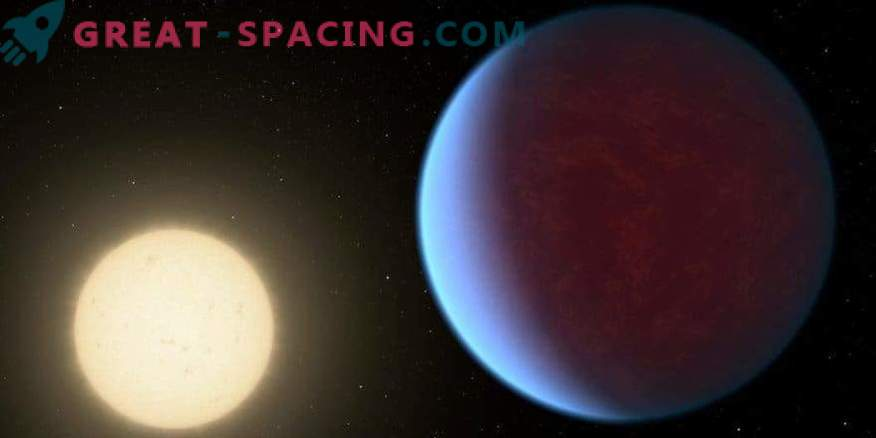 Exoplanet 55 Cancer e may have an atmosphere