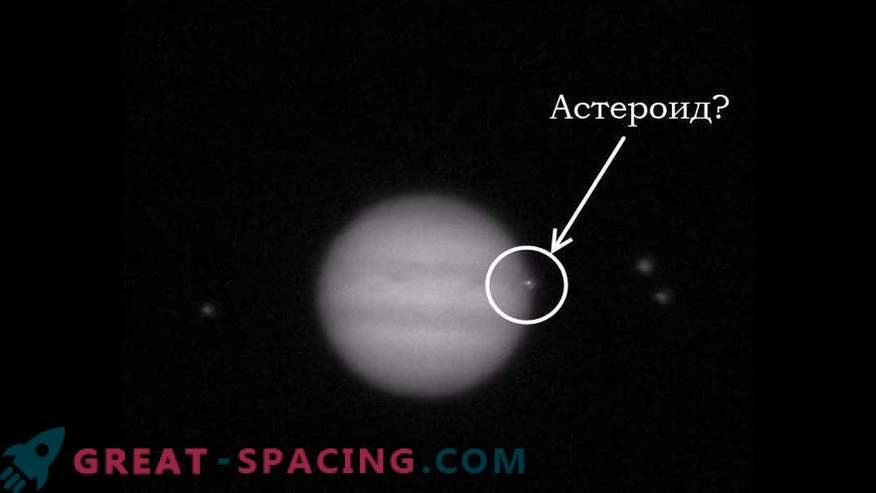 Large space objects fall on Jupiter more often than you think
