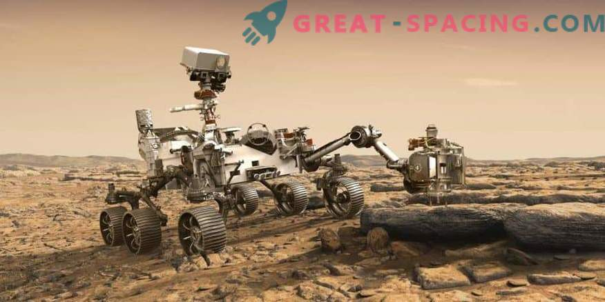 NASA creates a rover for the next Martian mission