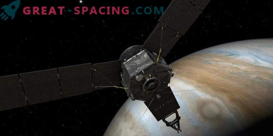 Mission Juno fixes wave loops on Jupiter