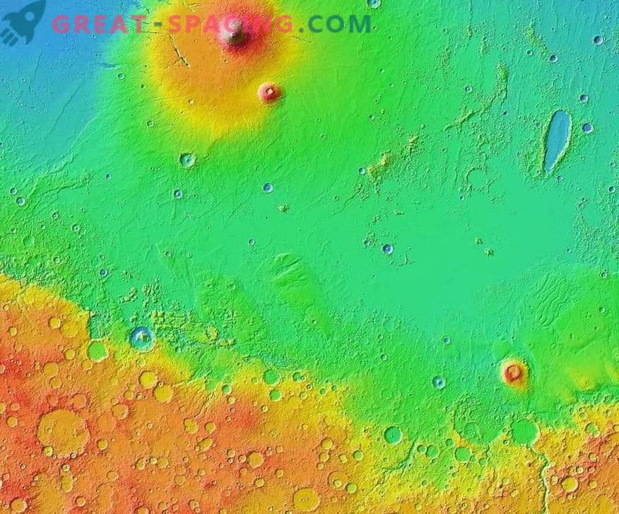 Sonnenfinsternis auf dem Mars. Wie der Satellit die Temperatur des Planeten beeinflusst