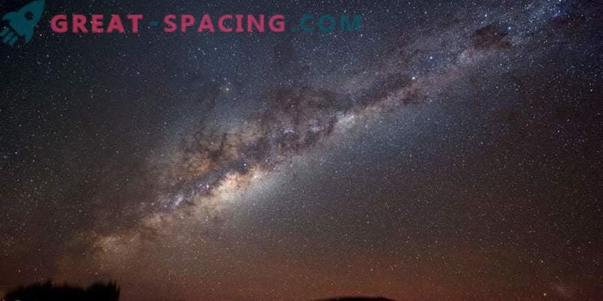 Milky Way star hospitals