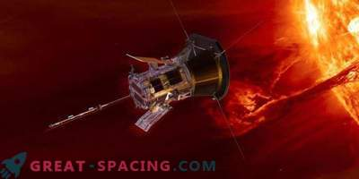 Solar probe Parker flies Venus