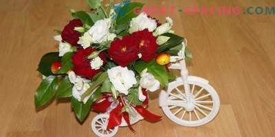 "Flower arrangements with delivery: what is the ""trick"" of such a service?"