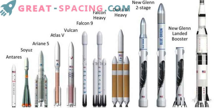 Blue Origin is preparing to build its missile launch complex