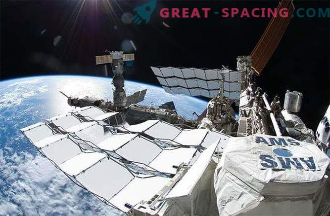 Second cosmic ray detector delivered to International Space Station