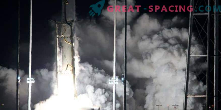 Two launches with a payload are sent to the ISS