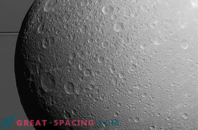 Another Saturn's moon can hide the subsurface ocean