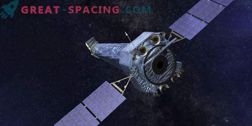 Another NASA telescope suspends work.
