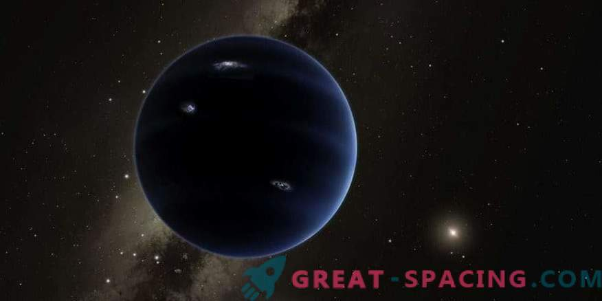 The ninth planet may be an alien intruder