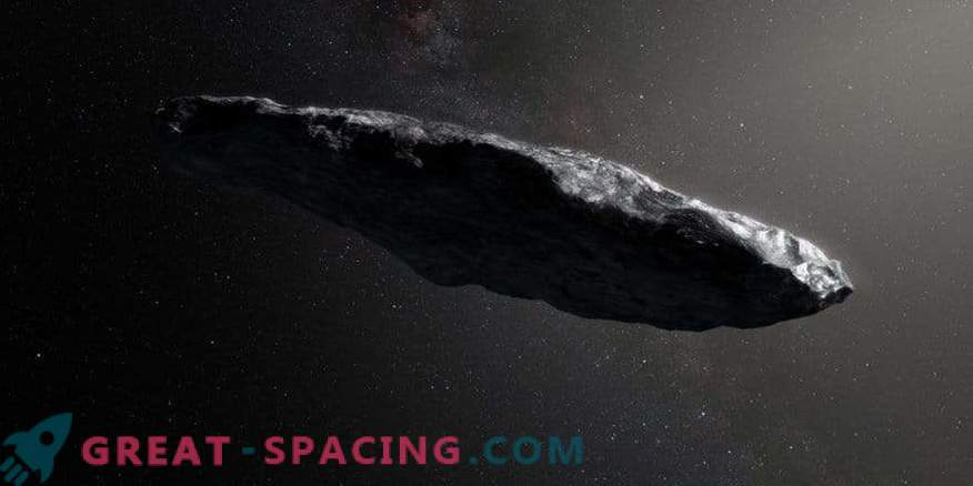 Oumuamua could come from a double star system
