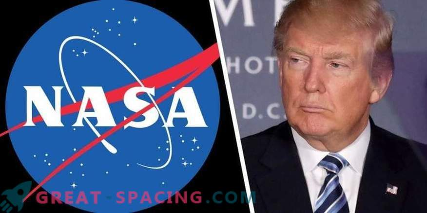 How will the Trump presidency for space research turn?
