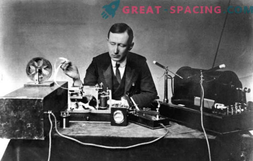 Tesla and Marconi believed that they received signals from alien civilizations