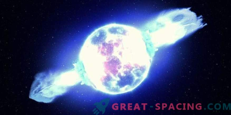 One of the fastest stars was dead. What happened to PSR J0002
