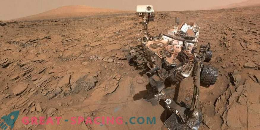 Failure Curiosity puts mission at risk