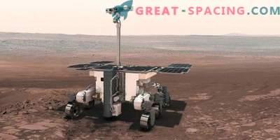 Europe funds ExoAMars, despite the crash of the landing module