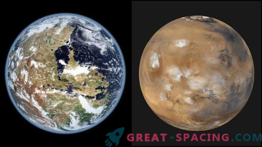 Another argument in favor of a wet Martian past! Do river channels lead to the ocean?