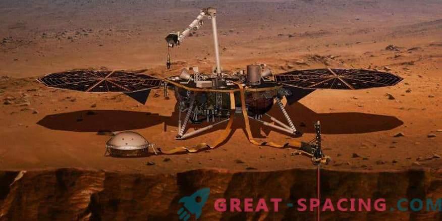 NASA plans to dig deep into Mars
