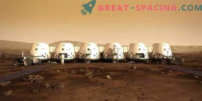 Ilon Musk plans to build a Martian base in a decade.