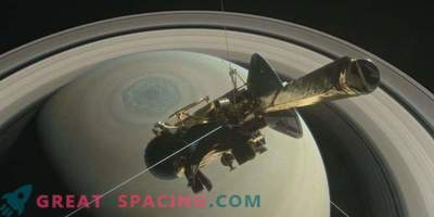 New Cassini First Dive Video