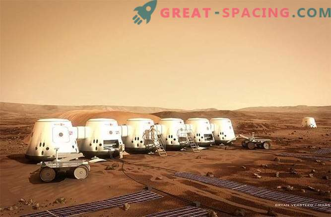 100 people are ready to go to Mars one way