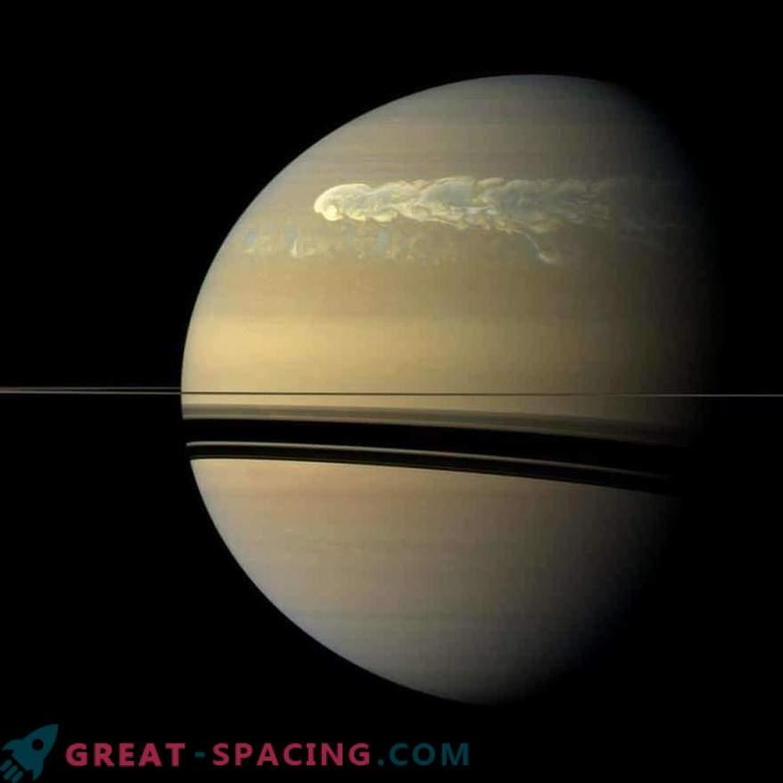 Cassini Observes Solstice