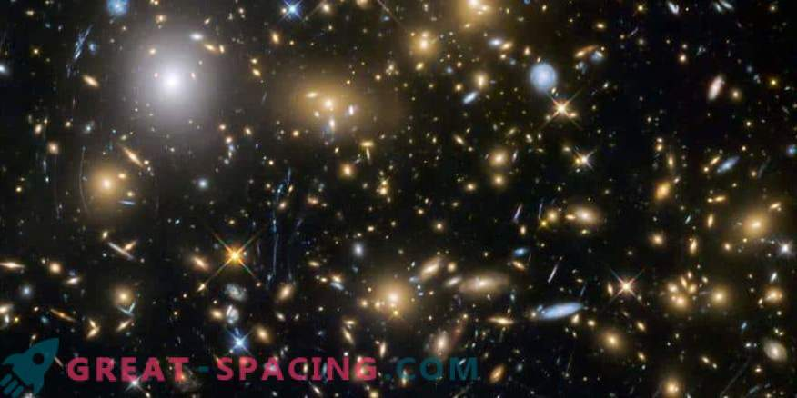 A new dwarf galaxy has been opened