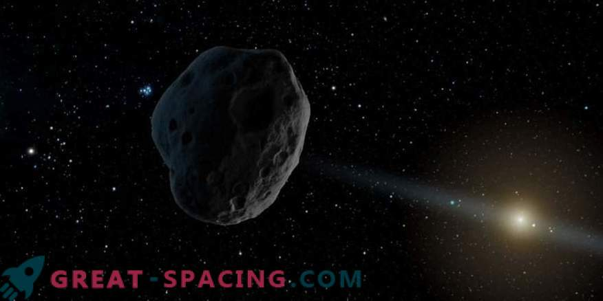 Two tiny asteroids will pass by the Earth
