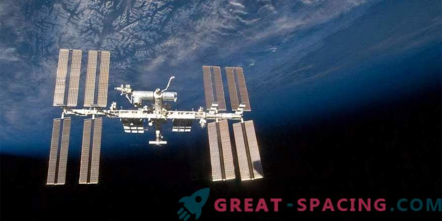 There are no enemies on the ISS. At least, the Russian cosmonaut