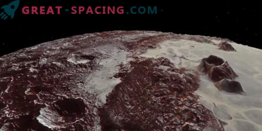Video: Flying Over Pluto Lands
