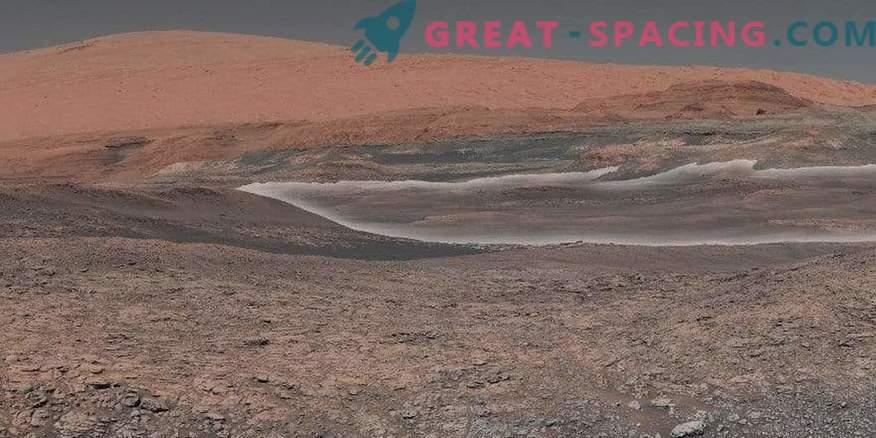 Curiosity Rover marks 2000 Sol