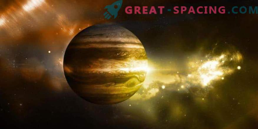 Jupiter is the oldest planet in our system