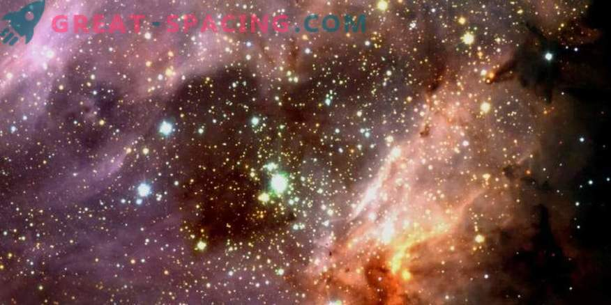 Life span of star-forming areas