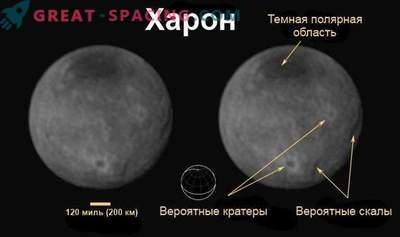 Charon Abysses and Craters