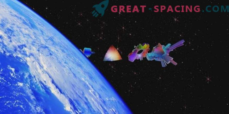 Make your laugh laugh in a 3D printer and launch into space