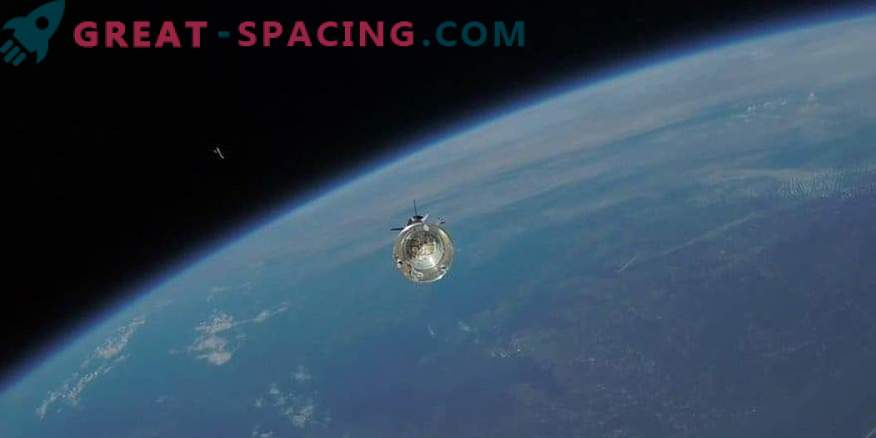 New record for deploying a test Martian parachute