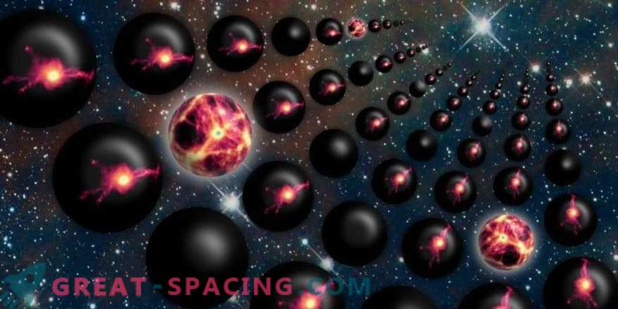 Can a life hiding in the multiverse?