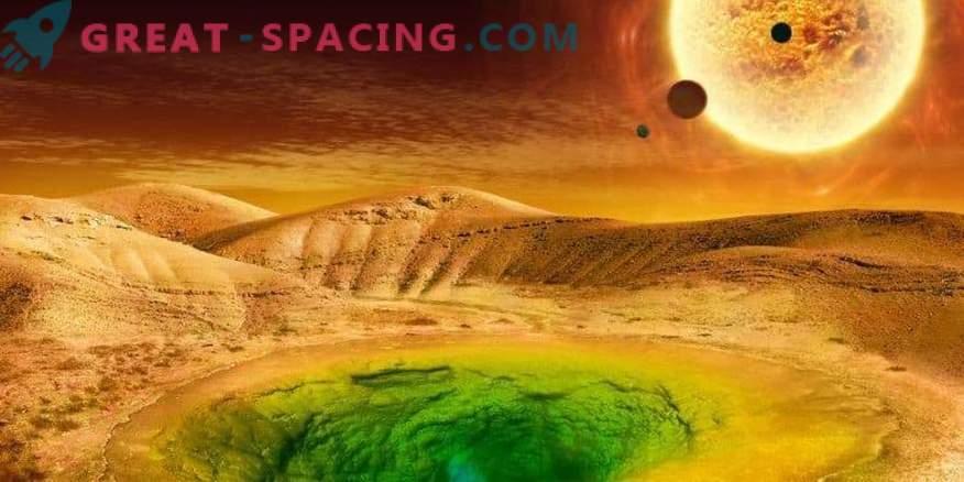 El nuevo proyecto de la NASA comenzará a buscar vida extraterrestre