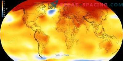2018 was the fourth hottest year in history