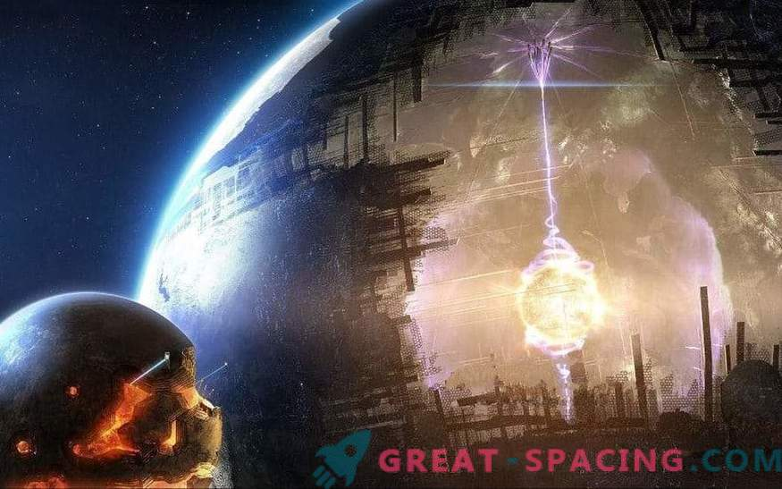 Why does humanity risk appearing to a backward kind of alien civilizations
