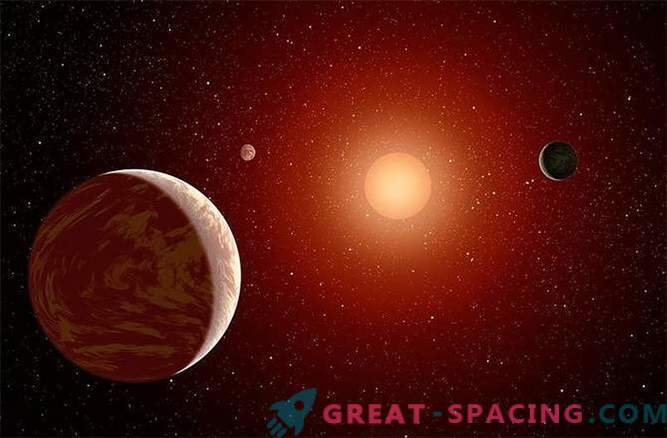 Red dwarfs are not the best place to look for life.
