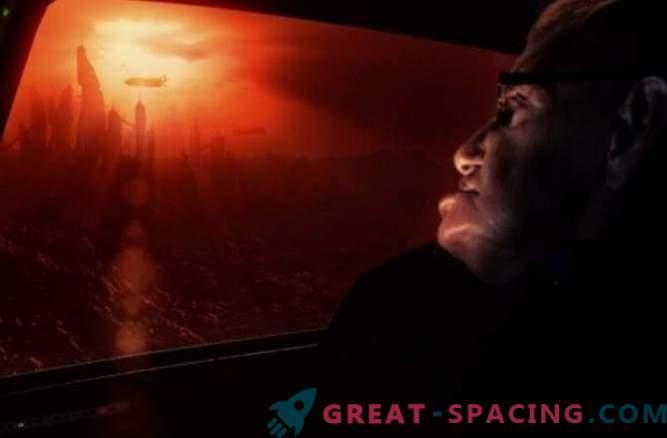 Is Stephen Hawking afraid of aliens?
