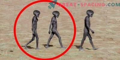 Einwohner von Texas haben immer noch Angst vor der Rückkehr von UFOs