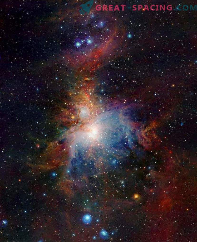 """The """"Star of Death"""" in the constellation Orion absorbs planets"""