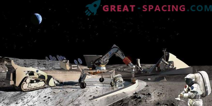 Lockheed Martin builds a prototype lunar base