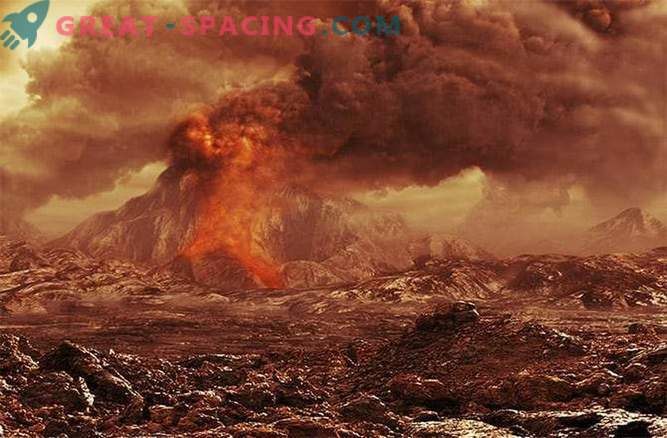 Volcanoes on Venus may be alive